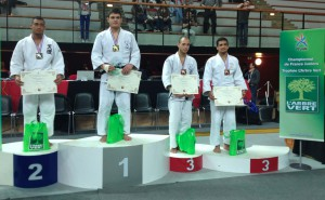 adrian podium France