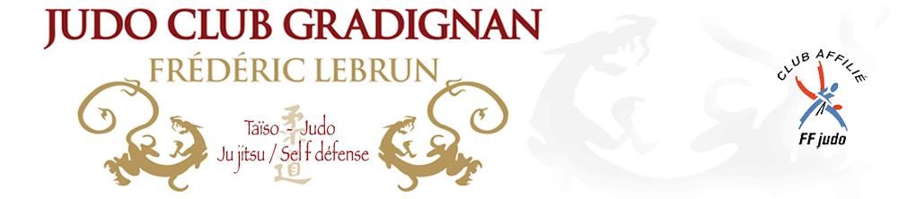 Judo Club Gradignan - Frédéric LEBRUN