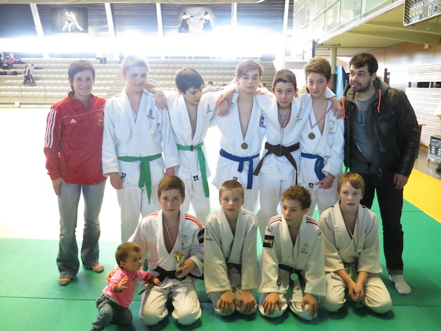 Championnat Départemental par Equipe de Club Minimes