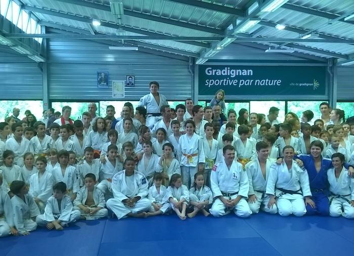 Le Judo Club Frédéric LEBRUN a 10 ans