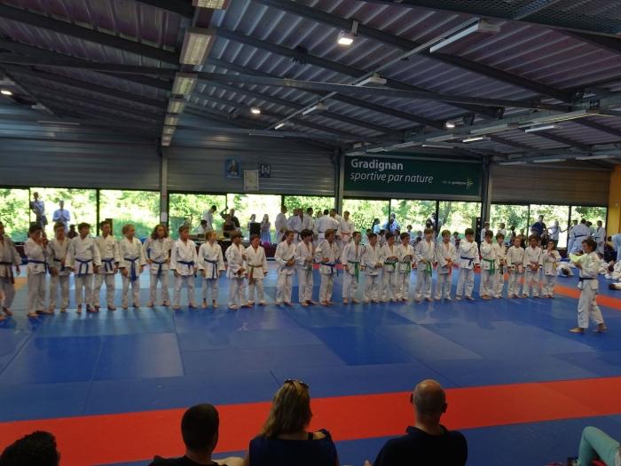 Tournoi du Judo Club Frédéric Lebrun Gradignan