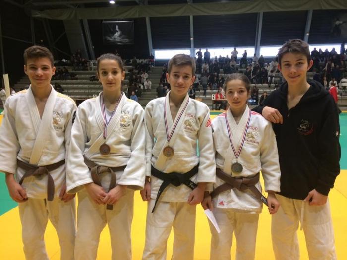 Championnat Départemental Cadets – 05/02/2014