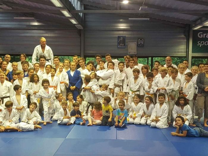 AG du judo + soirée fin d'année vendredi 28 juin
